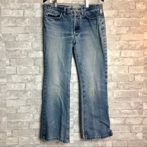 Versace Jeans Couture Bootcut Jeans